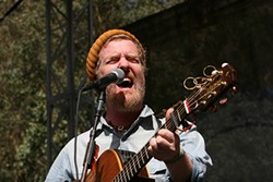 CHRISTOPHER VICTORIO - Glen Hansard at HSB