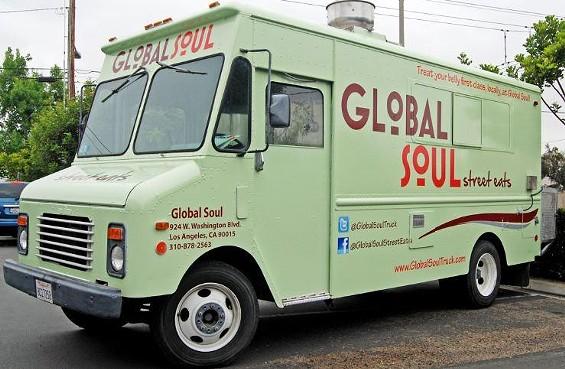 Global Soul: Gone south. - ROAMING HUNGER