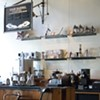 Go Back to Homeroom with Four Barrel Coffee