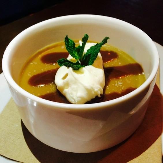 Goldengate Butterscotch Pudding, Eureka! - ALEXIA PENNA