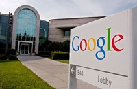 Google headquarters in Mountain View - TECHFREEP.COM