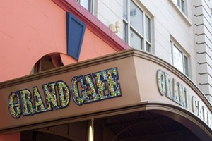 Grand Cafe - Brasserie and Bar