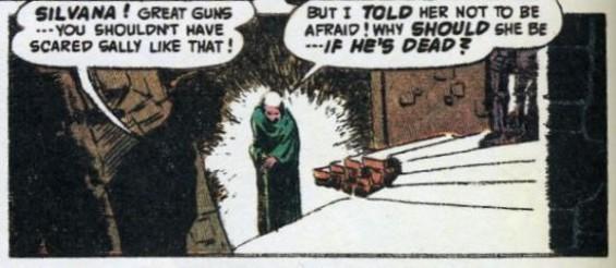 """Great guns!"" - AL WILLIAMSON"