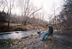 GIF SUR YVETTE - Great Outdoorsmen: Anthony Gonzalez and - Nicolas Fromageau are all natural.