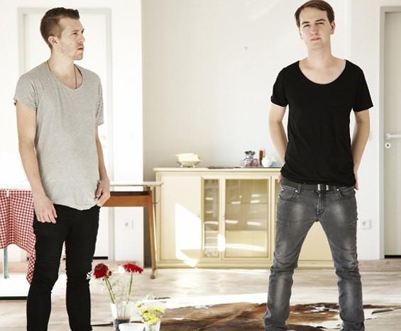 Greg Paulus and Nick DeBruyn