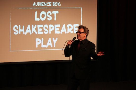Greg Proops - PHOTOS BY JEFF MACKINNON