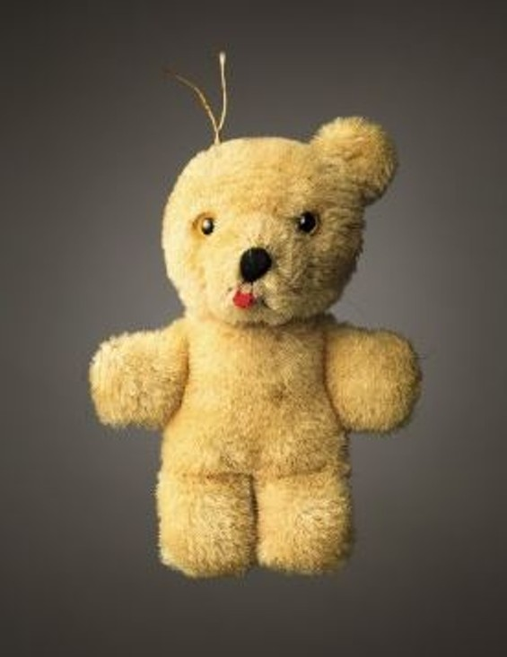 Greg's Bear | Age: Unknown | Height 4"