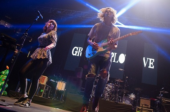 Grouplove. Slideshow: Not So Silent Night 2012 photos - GIL RIEGO, JR.