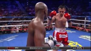 Guerrero fought the justice system a couple weeks after fighting Mayweather. - SHOWTIME BOXING
