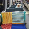 Guerrilla Knitting: Castro Gets Yarn Bombed