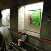 Guy Sitting on BART Tracks Inspires a Handy Refresher on BART Safety