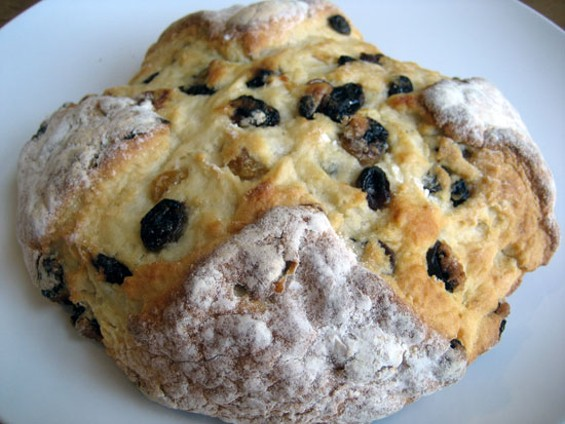 Had I known soda bread could be this good... - JONATHAN KAUFFMAN