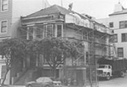 BOBBY  CASTRO - Haight fixer-upper! Victorian charm, GG Panhandle vus, no tenants!