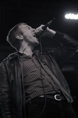 Hamiltom Leithauser of The Walkmen. - CHRISTOPHER VICTORIO