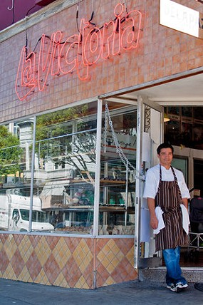 Hapa SF's William Pilz is doing two pop-ups this month. - GIL RIEGO JR./SFOODIE