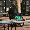 Market Street Chess Games Shut Down