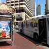Muni Stop Gets Tiki Makeover