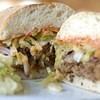 Happy Hour: Cheap Beer and a Moroccan Lamb Sandwich at L'Acajou