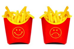 Happy Meal fries in Arizona and California