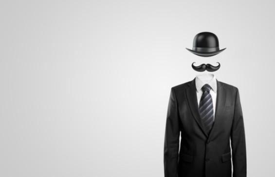Happy Movember! - SHUTTERSTOCK/ PESHKOVA