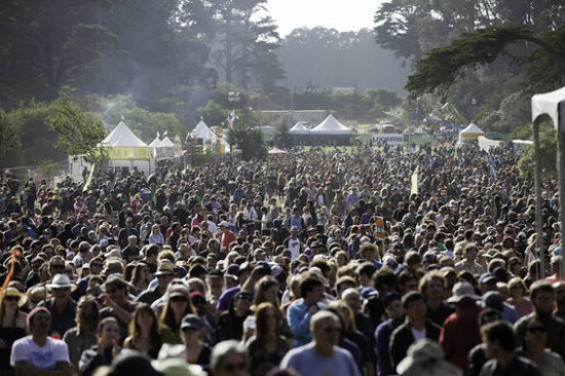 Hardly Strictly: It's that time of year again. - JOSEPH SCHELL