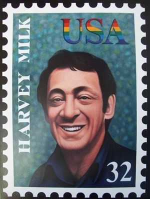 Harvey Milk stood for ... tricycle races?