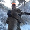 Fish and Game President Blasted for Shooting Mountain Lion