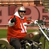 49ers 'Harleyman' To Lead Convoy To Team's Home Opener