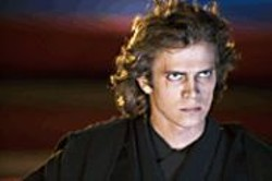 MERRICK  MORTON - Hayden Christensen as Anakin Skywalker.