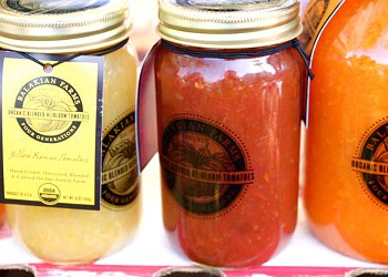 Heart of the City Farmers' Market Finds