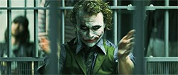 Heath Ledger is no joke in his final role.