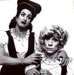 BILLY  DOUGLAS - Hedda Lettuce and Jef Valentine as - the Crawfords.