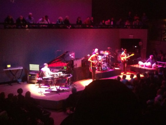 Herbie Hancock at SFJAZZ Center