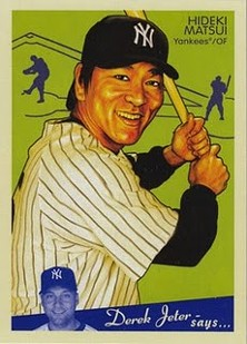 Here's a Hideki Matsui-related image we can show you...