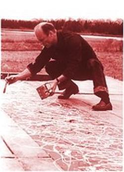 DEMMIE TODD - Hip Dripper: Ed Harris as Jackson Pollock.