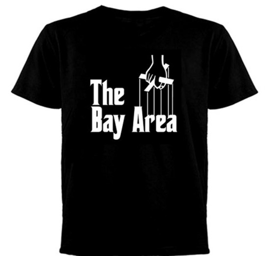 Hip Hop Godfather shirt by Mac Dre.