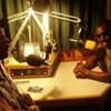Hip-Hop Activists Blow Off Steam, Settle Beef