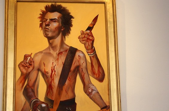SID VICIOUS: VICIOUS BY LAURA BUSS