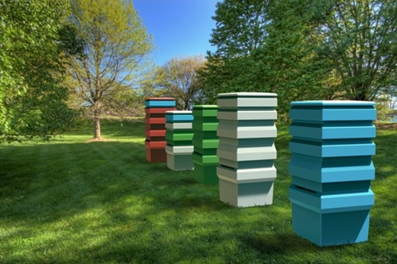 Hive Minded Modern Designs For The Urban Bee The