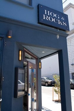 Hog and Rocks manages to straddle the eat-drink divide. - DAVID E./YELP