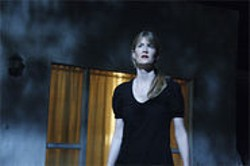 Hollywood actress Nikki Grace (Laura Dern) inhabits a world not her own in David Lynch's Inland Empire.
