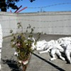 Holocaust Memorial Vandalized -- Yes, Again. The Culprit: All of San Francisco