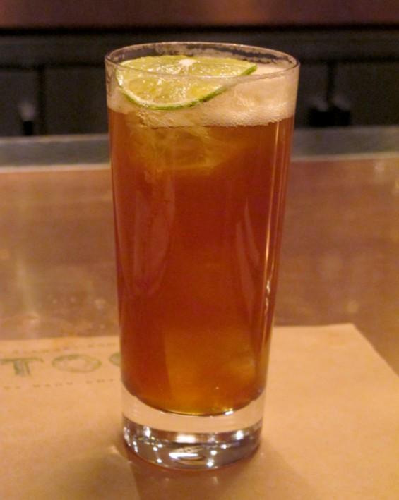 Homemade root beer - LOU BUSTAMANTE