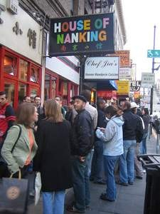 House of Nanking has the line, Chef Jia's the local rep. - XEELIZ/FLICKR