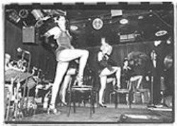 PAUL  TRAPANI - How burlesque used to look...
