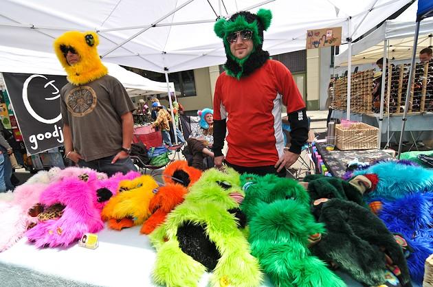 How Weird Street Faire 2010