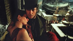 Hugh Jackman and Anne Hathaway are filthy, poor, and perfectly pitched in Les Misérables.