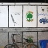 I Heart Street Art: Political Stencils in Morocco