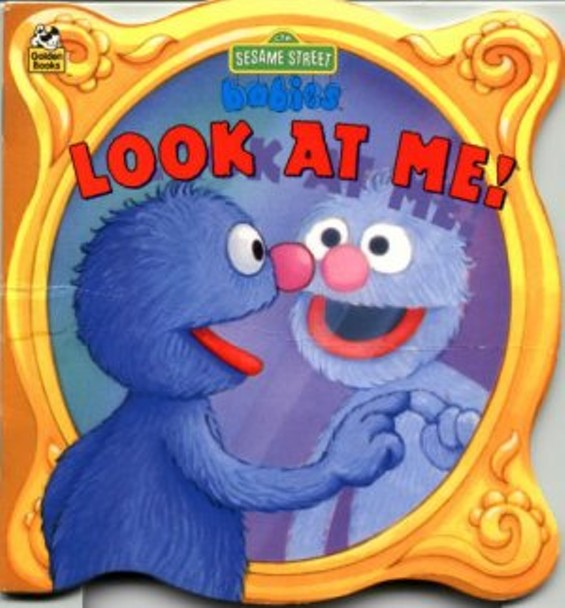 I'd expect this kind of shit from Elmo, but not you, Grover.