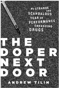 If aging duffers want to get caught doping, they must publish books like this one.